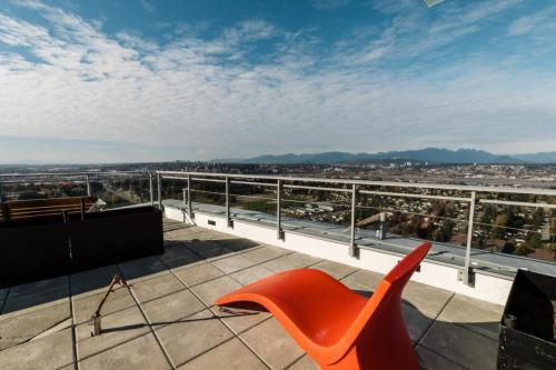 Sky Lounge View