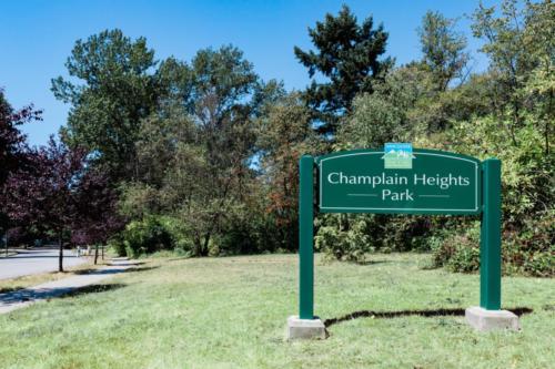 Champlain Heights Park